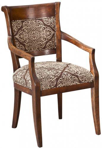 Hilton Head Furniture Store -  358AU 1 Estate Arm Chair 1