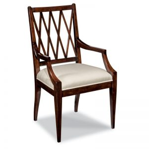 Hilton Head Furniture - From John Kilmer Fine Interiors - Addison Arm Chair 1