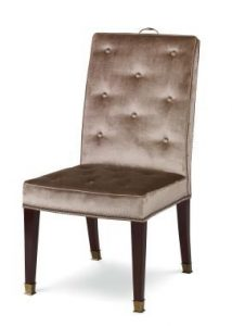 Hilton Head Furniture - John Kilmer Fine Interiors   Addison Side Chair 1