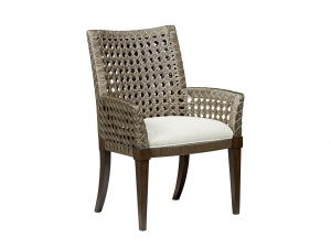 Hilton Head Furniture - John Kilmer Fine Interiors   Adrian Woven Chair 1