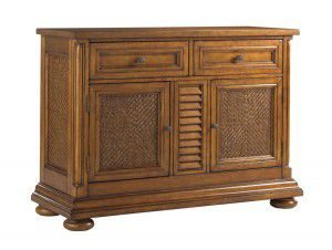 Hilton Head Furniture - John Kilmer Fine Interiors   Antigua Server