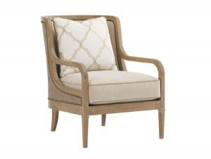 Hilton Head Furniture - John Kilmer Fine Interiors   Archer Leather Chair