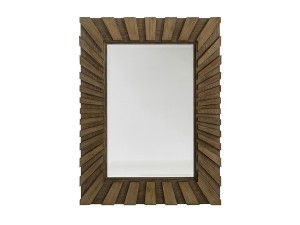 Hilton Head Furniture - John Kilmer Fine Interiors   Ardley Sunburst Mirror