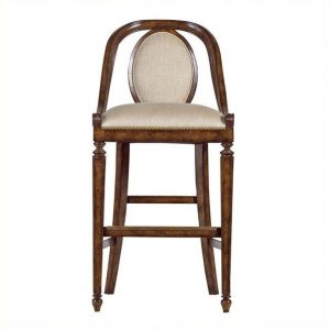 Hilton Head Furniture - John Kilmer Fine Interiors   Arrondissement Parc Bar Stool 1