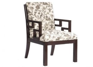 Hilton Head Furniture - John Kilmer Fine Interiors   Arrowhead Chinoi Chair 1