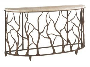 Hilton Head Furniture - John Kilmer Fine Interiors   Bannister Garden Console Table