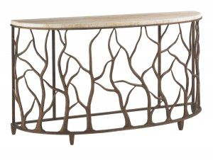 Hilton Head Furniture Store -  Bannister Garden Console Table