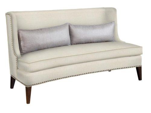 Hilton Head Furniture - John Kilmer Fine Interiors   Banquette 1 Banquette 1