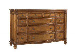 Hilton Head Furniture Store -  Barbados Triple Dresser