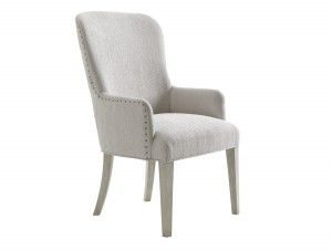 Hilton Head Furniture - John Kilmer Fine Interiors   Baxter Upholstered Arm Chair