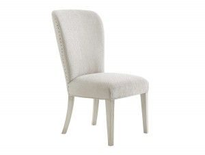 Hilton Head Furniture - John Kilmer Fine Interiors   Baxter Upholstered Side Chair