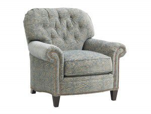 Hilton Head Furniture - John Kilmer Fine Interiors   Bayville Chair