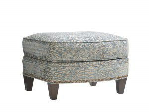 Hilton Head Furniture - John Kilmer Fine Interiors   Bayville Ottoman