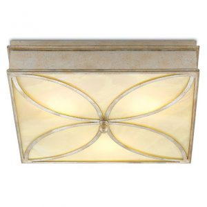 Hilton Head Furniture Store - Currey & Company Beeleigh Flush Mount
