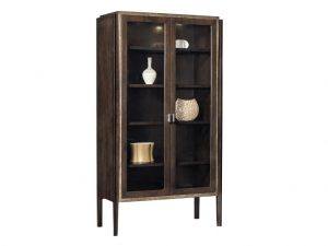 Hilton Head Furniture - John Kilmer Fine Interiors   Bibelots Display Cabinet 1