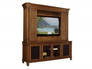 Hilton Head Furniture - John Kilmer Fine Interiors   Blake Island Entertainment Console