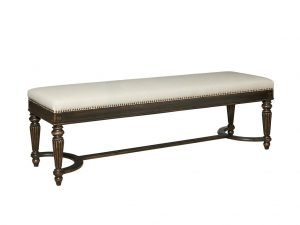 Hilton Head Furniture Store - Fine Furniture Design Camden Braemore Bed Bench