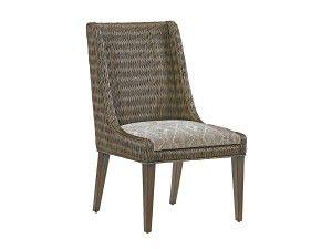 Hilton Head Furniture - John Kilmer Fine Interiors   Brandon Woven Side Chair2 Brandon Woven Side Chair2