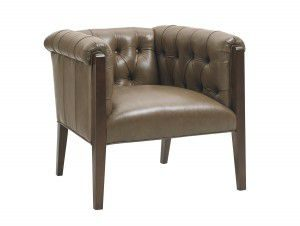Hilton Head Furniture Store - Lexington Oyster Bay Brookville Leather Chair