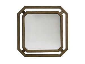 Hilton Head Furniture Store -  Callan Square Mirror