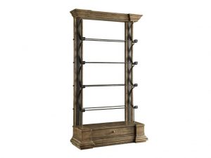 "Hilton Head Furniture Store - Fine Furniture Design Brentwood Cambrion Occassional Wall Bookcase 24"" Shelving Wall"