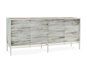 Hilton Head Furniture Store - John Richard Carrara Cabinet
