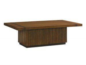 Hilton Head Furniture Store -  Castaway Rectangular Cocktail Table 1