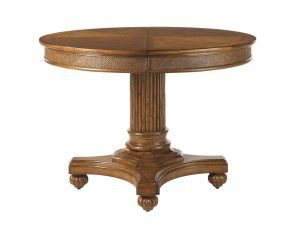 Hilton Head Furniture - John Kilmer Fine Interiors   Cayman Kitchen Table