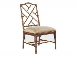Hilton Head Furniture - John Kilmer Fine Interiors   Ceylon Side Chair