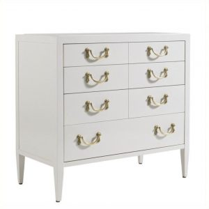 Hilton Head Furniture - John Kilmer Fine Interiors   Charleston Regency Beaufain Bachelorette's Chest 1