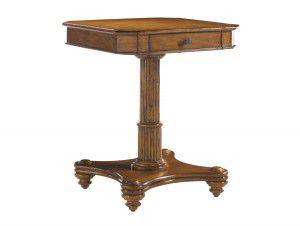 Hilton Head Furniture Store -  Cinnamon Clove Lamp Table