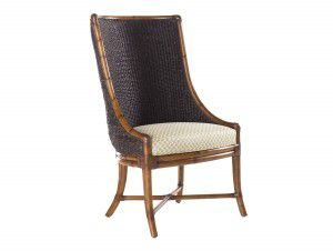 Hilton Head Furniture Store - Tommy Bahama Island Estate Cruz Bay Host Chair