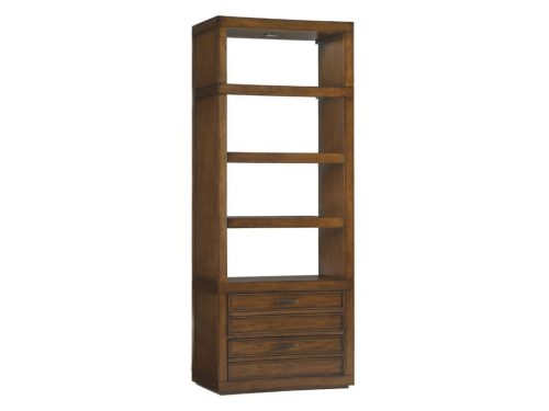 Hilton Head Furniture Store -  Crystal Sands Bookcase 1