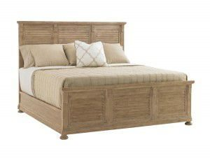 Hilton Head Furniture - John Kilmer Fine Interiors   Cypress Point Bed