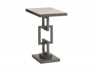Hilton Head Furniture - John Kilmer Fine Interiors   Deerwood Rectangular Side Table