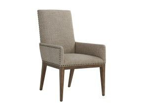 Hilton Head Furniture - John Kilmer Fine Interiors   Devereaux Upholstered Arm Chair