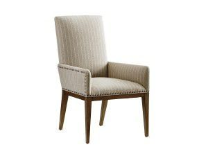 Hilton Head Furniture - John Kilmer Fine Interiors   Devereaux Upholstered Arm Chair2