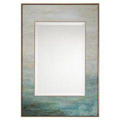 Hilton Head Furniture - John Kilmer Fine Interiors   Dyann Gunter's As The Water Flows Mirror 1 Dyann Gunter's As The Water Flows Mirror 1
