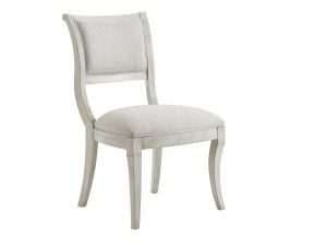 Hilton Head Furniture - John Kilmer Fine Interiors   Eastport Side Chair