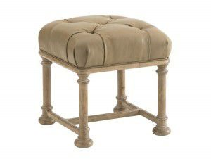 Hilton Head Furniture - From John Kilmer Fine Interiors - Eaton Ottoman