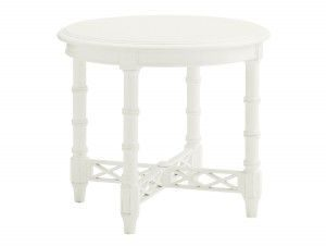 Hilton Head Furniture Store - Edgehill Round Lamp Table