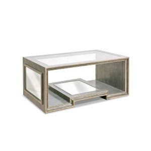 Hilton Head Furniture - John Kilmer Fine Interiors   Elizabeth Coffee Table 1