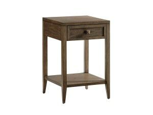 Hilton Head Furniture - John Kilmer Fine Interiors   Ellsworth Night Table