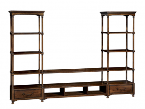 Hilton Head Furniture - John Kilmer Fine Interiors   Entertainment Wall Unit