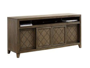 Hilton Head Furniture - John Kilmer Fine Interiors   Fairbanks Media Console Fairbanks Media Console