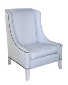 Hilton Head Furniture - John Kilmer Fine Interiors   Fenwick Chair 1