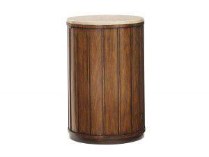 Hilton Head Furniture - John Kilmer Fine Interiors   Fiji Drum Table 1 Fiji Drum Table 1