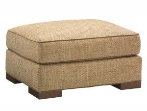 Hilton Head Furniture - From John Kilmer Fine Interiors - Fuji Ottoman 1