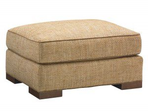 Hilton Head Furniture Store -  Fuji Ottoman 1