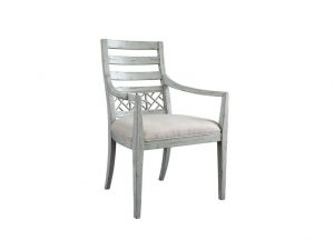 Hilton Head Furniture - From John Kilmer Fine Interiors - Fulham Arm Chair A 1